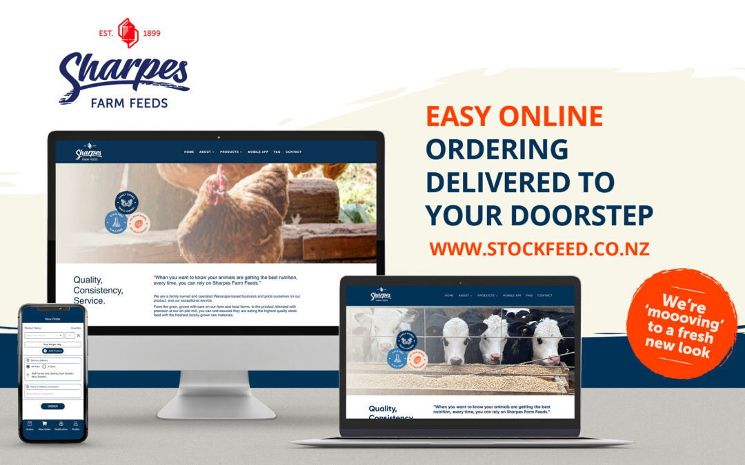 Online Ordering is ready to go…..