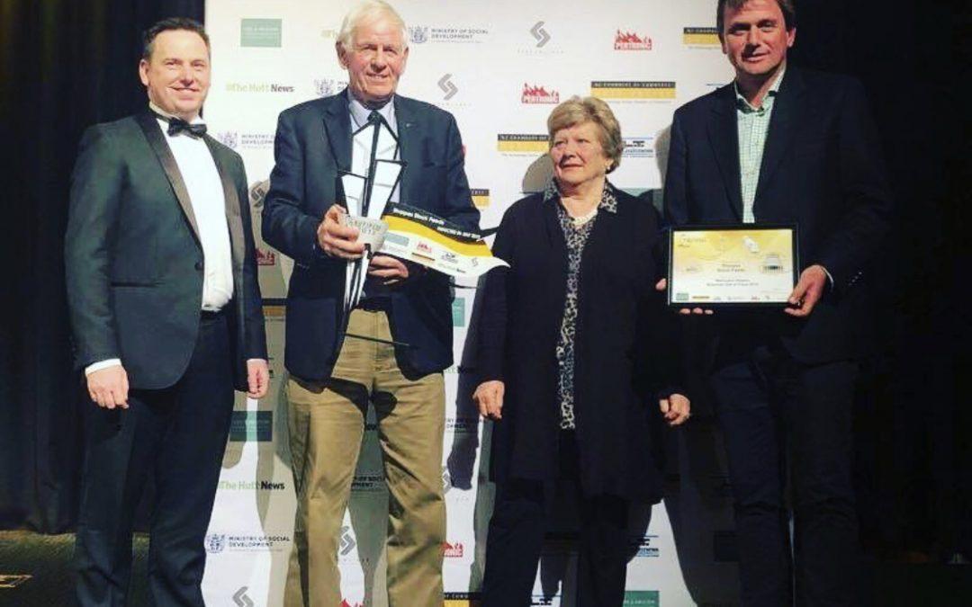 Wellington Regional Business Hall of Fame